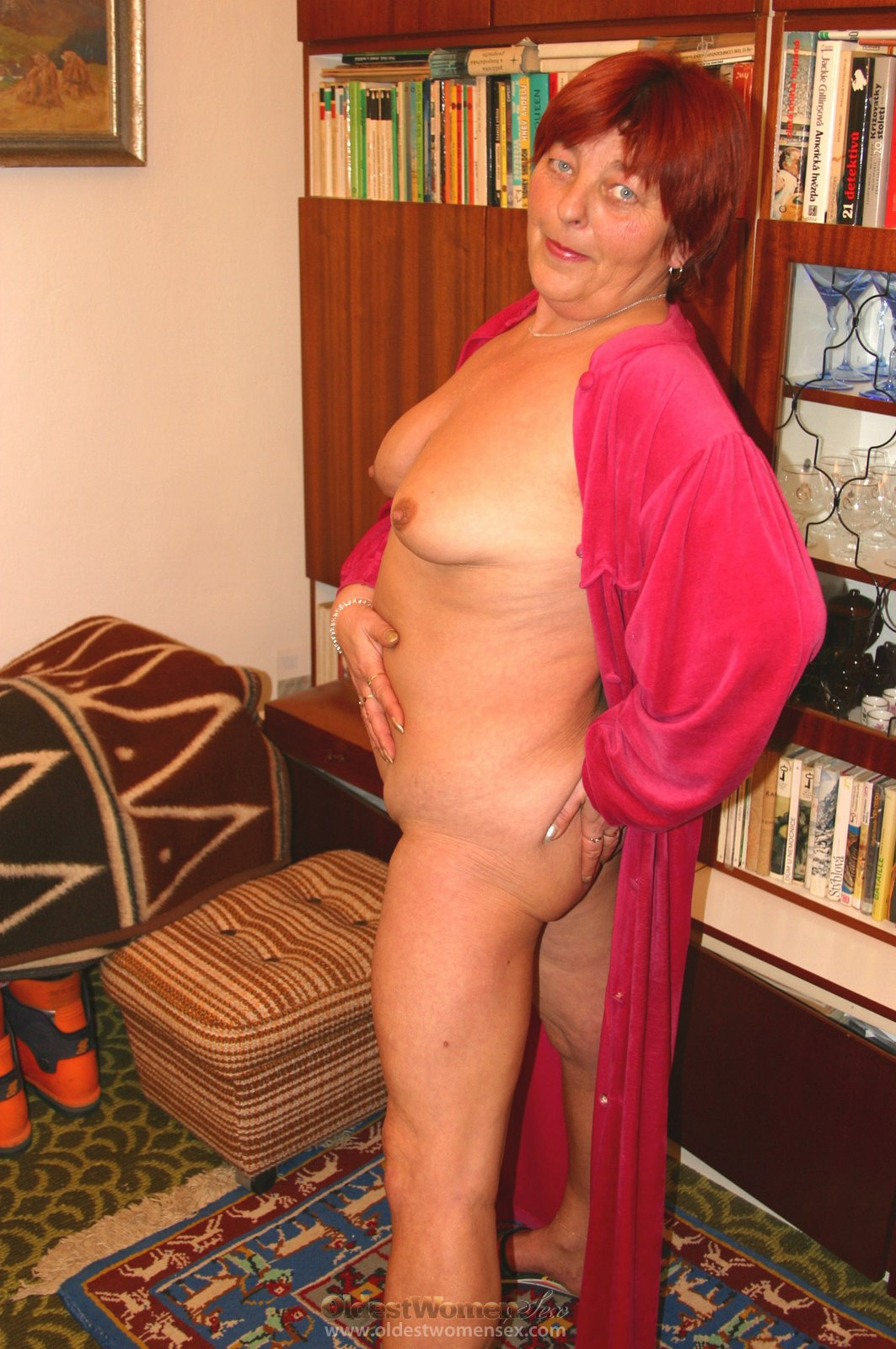 Hot naked mild aged chunky girls
