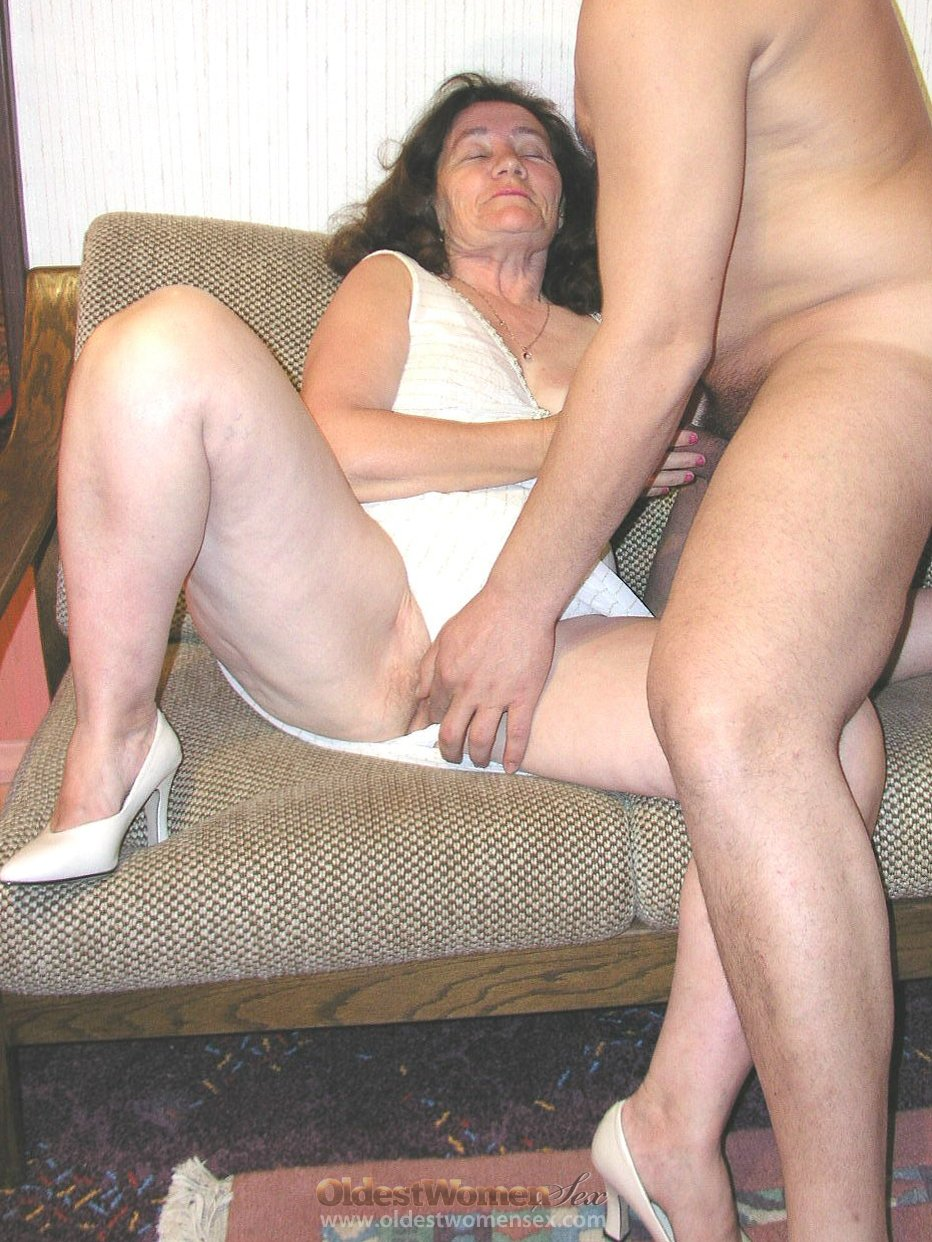 XXX pics grandmother and son porn